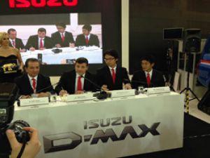 Isuzu D-MAX artık Türkiye'de üretilecek