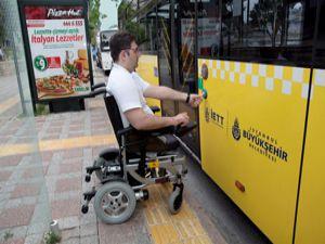 İETT Otobüslerinde İSTKA desteği ile Engelli Bilgilendirme Sistemi