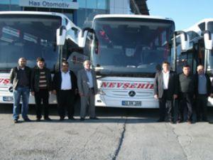 Nevşehirliler Tourismo ile konforlu seyahat edecekler