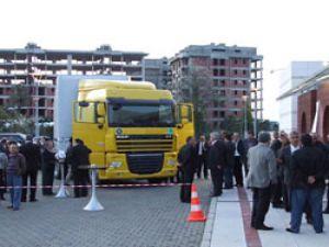 DAF-Tırsan Trabzon'da Nakliyecilerle bir araya geldi