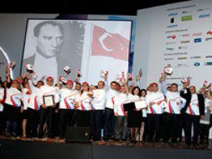 Aras Kargo, Türkiye Mükemmellik Ödülü'nü Aldı