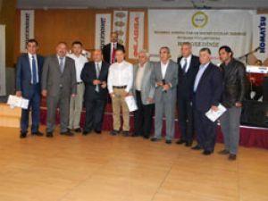 Brisa ve Temsa, İstanbul Avrupa Yakası Hafriyatçılar Derneği'yle el ele