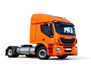 Iveco Stralis'e LNG'de Avrupa Sürdürülebilirlik Ödülü