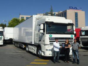 Şığva Trans Frigorifik Taşımacılık için Yine TIRSAN'ı Tercih Etti