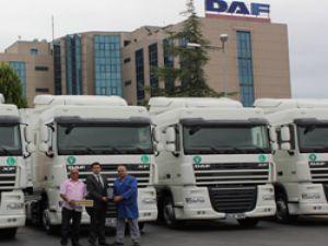 Hilal Trans Tırsan'dan aldığı 33 adet aracı filosuna ekledi