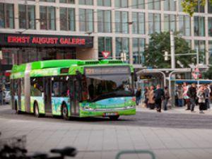 2008'den Beri Üstra Hannover'ın Tercihi Allison Hibrid Donanımlı Otobüsler