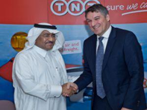 TNT Express Suudi Arabistan'daki En Büyük Gümrük Sahasını Kuruyor