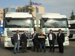 Eker Uluslararası Nakliyat, DAF ve TIRSAN ile performansını güçlendiriyor
