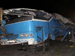 Kış lastiksiz ve D2 belgesiz midibüste 11 ölü