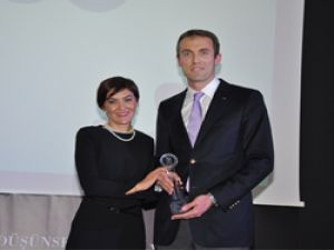 Brisa'nın 'Yola Sağlam Çık' projesi ödüllendirildi
