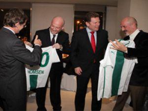 BP Türkiye'nin yeni Akaryakıt Ülke Müdürü Martin Thomsen bayilerle tanıştı
