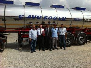 Çavuşoğlu Nakliyat tanker filosunu TIRSAN ile yeniliyor