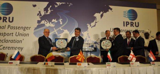 Türkiye'nin ilk Uluslararası sivil toplum örgütü kuruldu