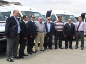 Has Otomotiv'den Albaş Turizm'e 15 adet Sprinter