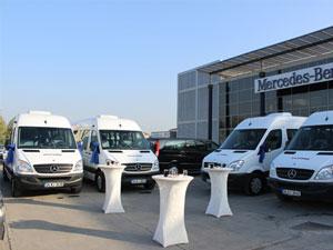 Gülsoy Otomotivden Öz Uludağ firmasına teslimat