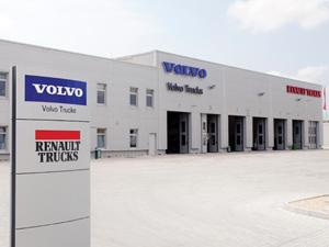 Volvo Group Trucks 20'den fazla servis noktasıyla Türkiye'nin dört bir yanında
