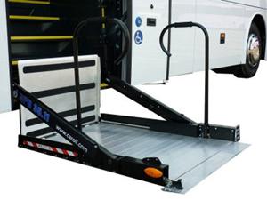 Otobüslerde engellilere yönelik düzenleme