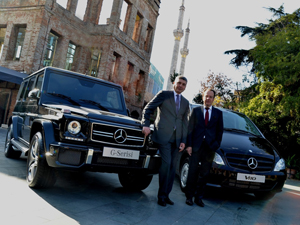 Mercedes-Benz Türk 2013 yılını da rekorlarla kapattı