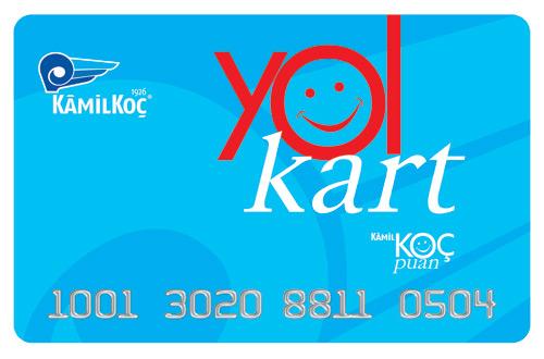 Kâmil Koç'ta yolkart üye sayısı 3 milyona ulaştı