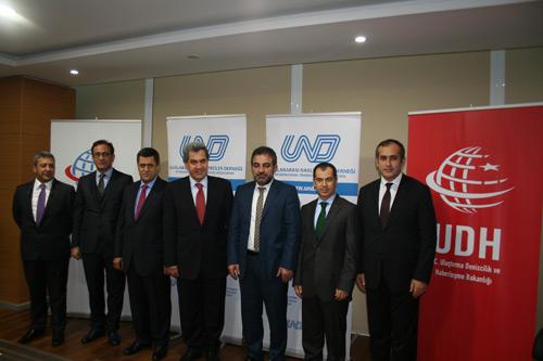 2013'ü değerlendiren UND 2014 hedeflerini açıkladı
