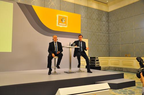 Renault Türkiye'den 2013'te rekor satış