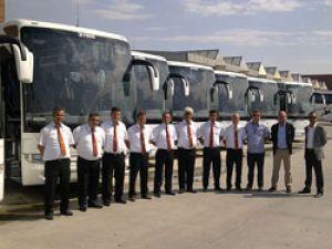 Prens Group, filosunu 7 adet Tourismo ile güçlendirdi