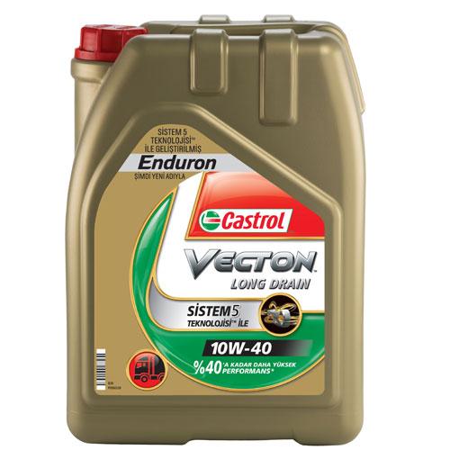 Castrol'den yeni teknoloji ürünü Vecton