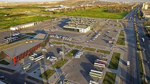 Kayseri Otobüs Terminalinde denetimler arttı