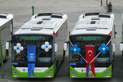 28 Otobüs 1 Şubat'ta sefere başlıyor