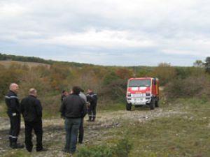 Allison Şanzimanlı LYNX kamyonu Fransız itfaiyecilere tanıtıldı