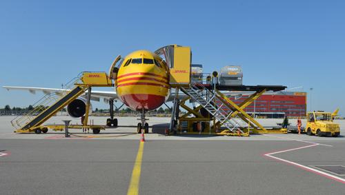 DHL'den, Avrupa Aktarma Merkezi'ne yatırım