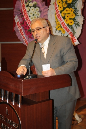 Artvin Şoförler ve Otomobilciler Odası kongresi yapıldı