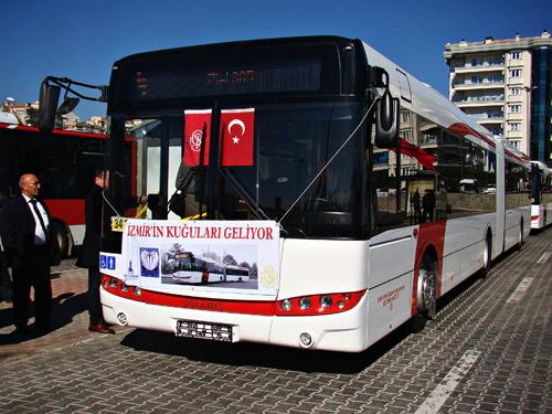 İzmir'in yeni kuğuları