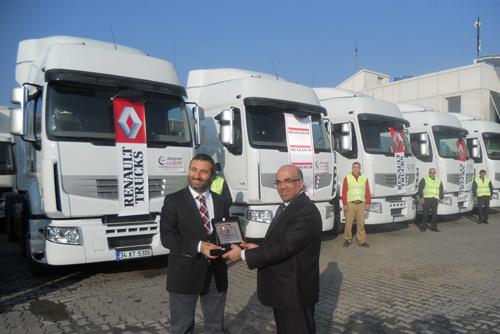 Ekspres Lojistik, 7 Renault Trucks Premıum ile flosunu genişletti