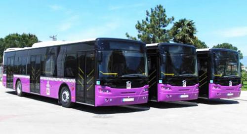 En hızlı büyüyen sektör Otobüs pazarı oldu