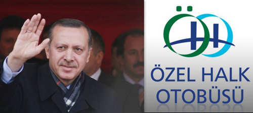 Başbakan Erdoğan, Özel Halk Otobüs esnafı ile buluşuyor