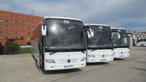 Has Otomotiv'den, Duse Turizm'e 3 adet Tourismo teslimatı