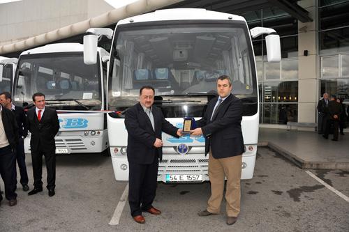 Sakarya VİB Turizm'e 15, MP Turizm'e 9 Prestij
