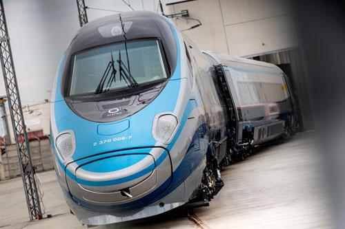 Alstom transport eurasia rail 2014'te raylı ulaşım çözümlerini sunuyor