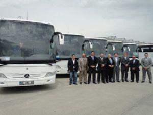 Mercedes-Benz'den Mesnevi Turizm'e 5 adet Tourismo