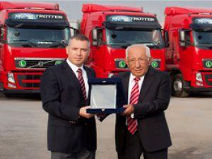 Volvo'dan Çelik Uluslararası Nakliyat'a, filosunu teslimat