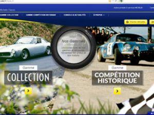 Michelin' den web sitesi atağı