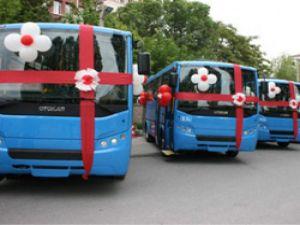 Niğde'den Engelliler İçin 7 Halk Otobüsü
