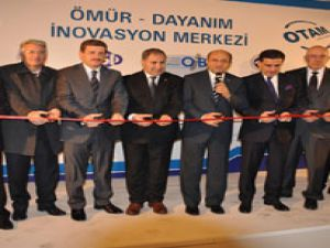 OTAM 3 milyon liralık yatırımla İnovasyon Merkezi açtı