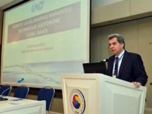 Sektör Sorunları Taşıma Hukuku Çalıştayında