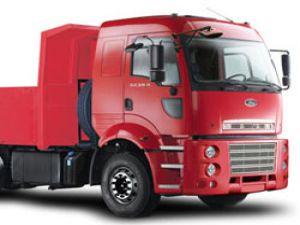 Ford Cargo yeni 8x2 ile sektöre konfor ve keyif getirdi