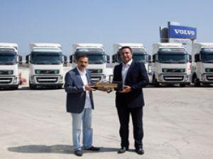 Volvo'dan Seynak Taşımacılığa teslimat
