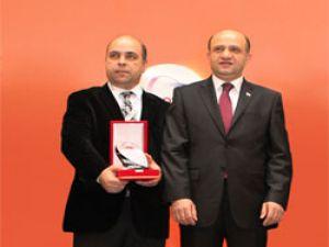 En başarılı Ar-Ge Merkezi ödülü Otakar' ın oldu