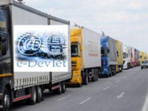 Karayolu Taşımacılığı Yetki belgesi Sahipleri için E-Devlet kullanıma açıldı