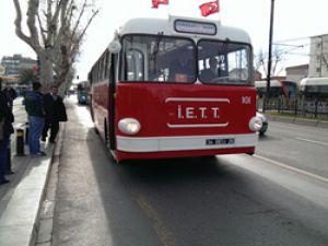 Tosun artık İstanbul yollarında